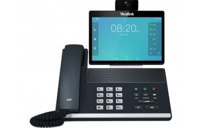 Did You Know Our Office Phones Can Video Call?