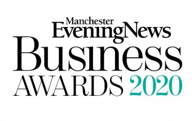 We've Entered the MEN Business Awards 2020!
