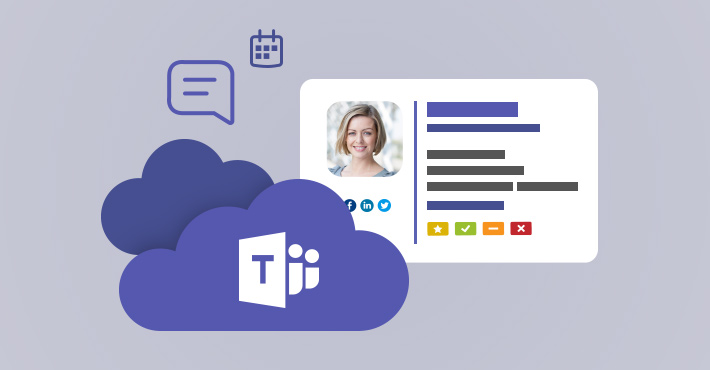 How to add a signature to your Microsoft Teams meeting invites