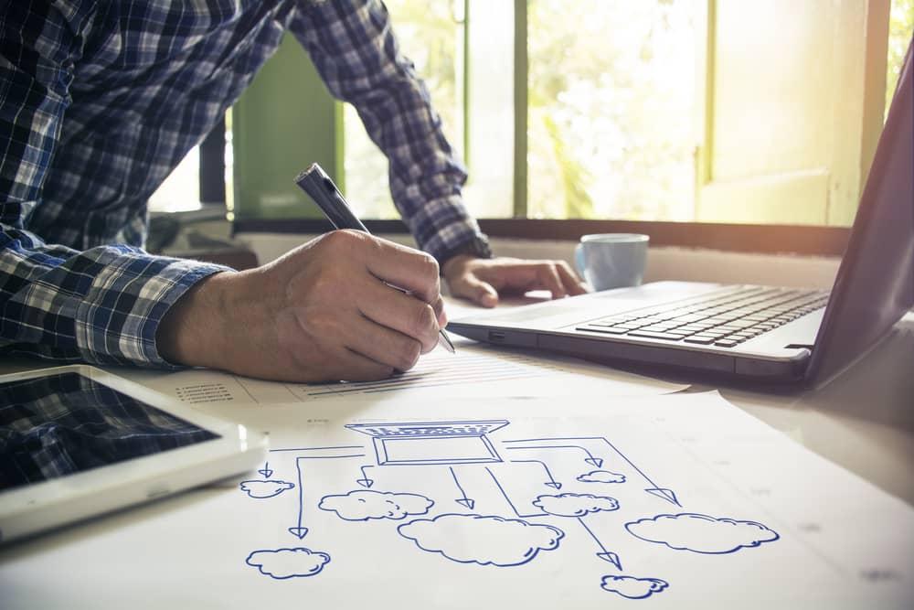 A thorough cloud computing architecture will transform work